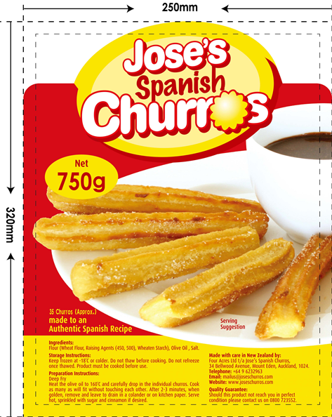 Spanish Churros